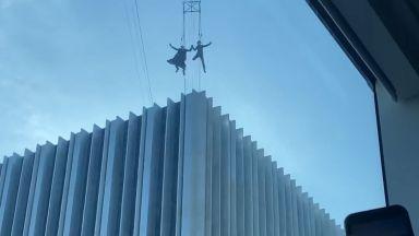 """Първи кадри от снимките на """"Матрицата"""" 4 (снимки + видео)"""