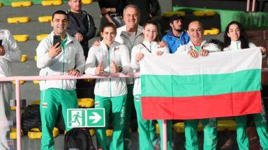 България на второ място по медали от Европейското по борба