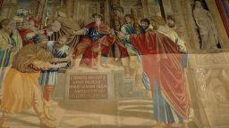 """В Сикстинската капела излагат за пръв път всички гоблени на Рафаело от """"Деянията на апостолите"""""""