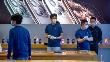 Китай въвежда засилен контрол при износа на маски