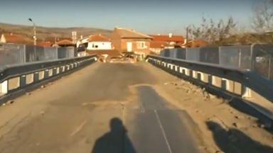 Опасен мост може да откъсне част от село Първенец