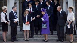 Нов развод в кралското семейство: Племенникът на Елизабет II се разделя с жена си