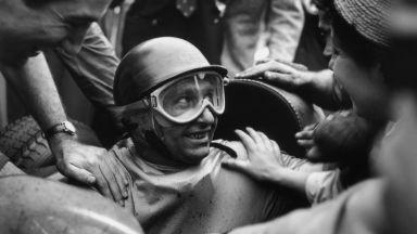 Петкратният шампион, когото Кастро нареди да отвлекат (архивни снимки и видео)