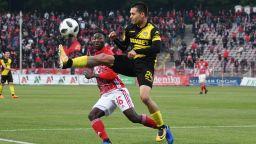 Пловдивският Ботев загуби бранител до края на сезона