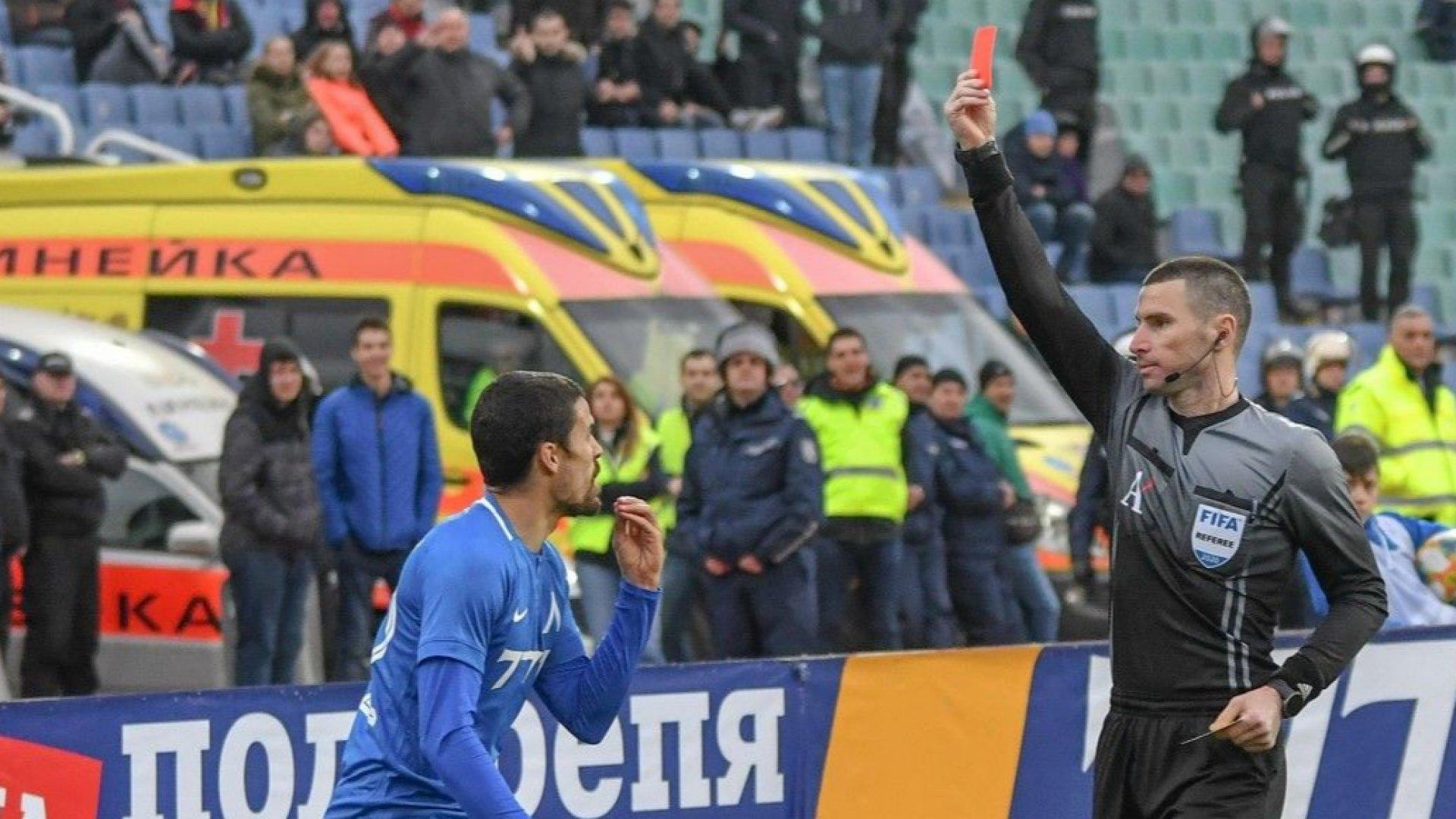 В Гърция скочиха на Кабаков след полуфинала за Купата