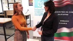 Текстът на Ива Банкова от Варна спечели конкурса на телевизия ММ