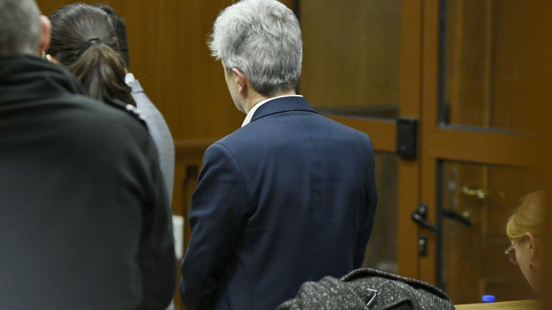 Нено Димов остава в ареста постанови Специализираният наказателен съд