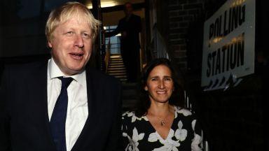 Борис Джонсън и съпругата му постигнаха финансово споразумение за развод
