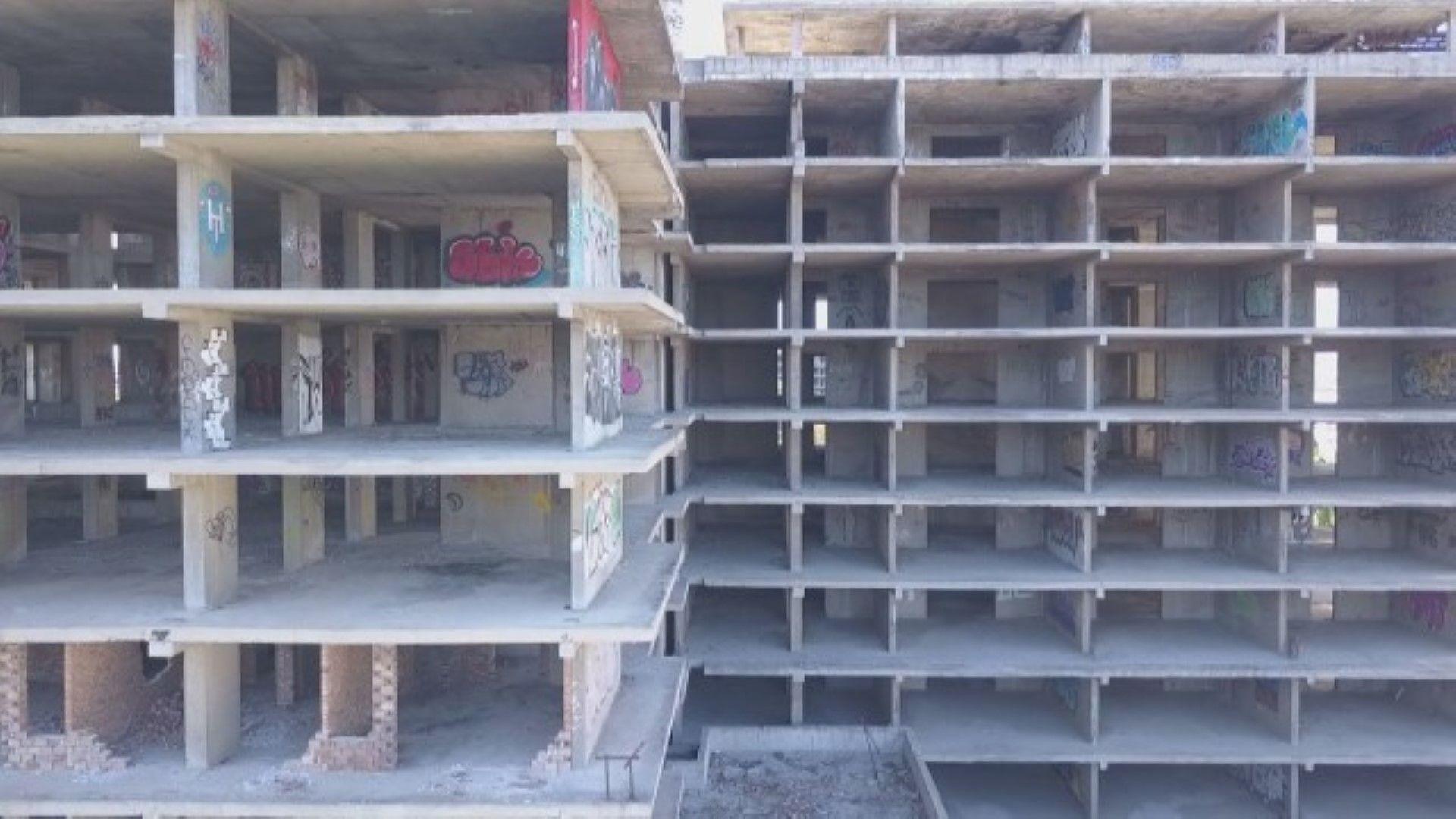 Здравното министерство окончателно се отказа от недовършения строеж за детската болница