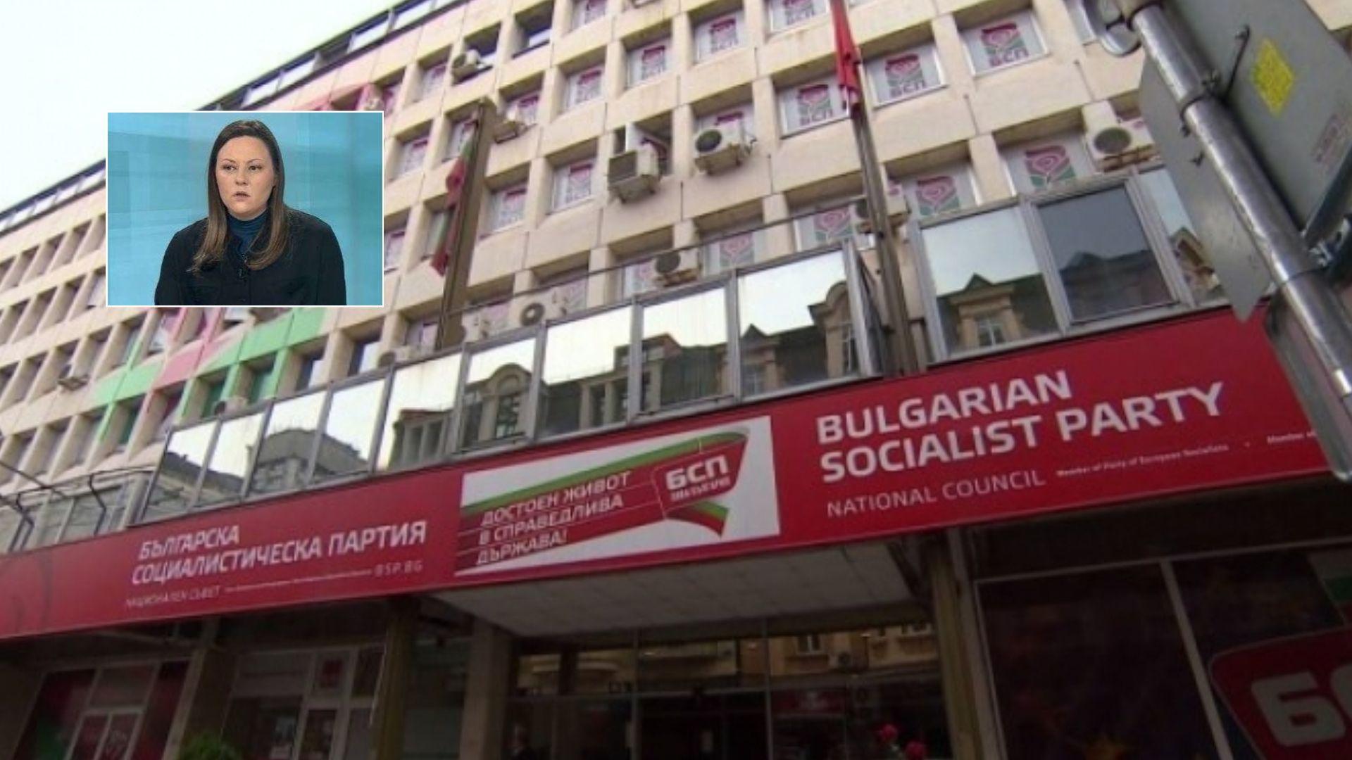 Ани Пиринска: БСП е вътрешно разбита, структурите са разбити, парламентарната група е разцепена