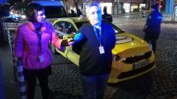 Катастрофа с кола на съдебната власт, в която са били Ветко и Маринела Арабаджиеви