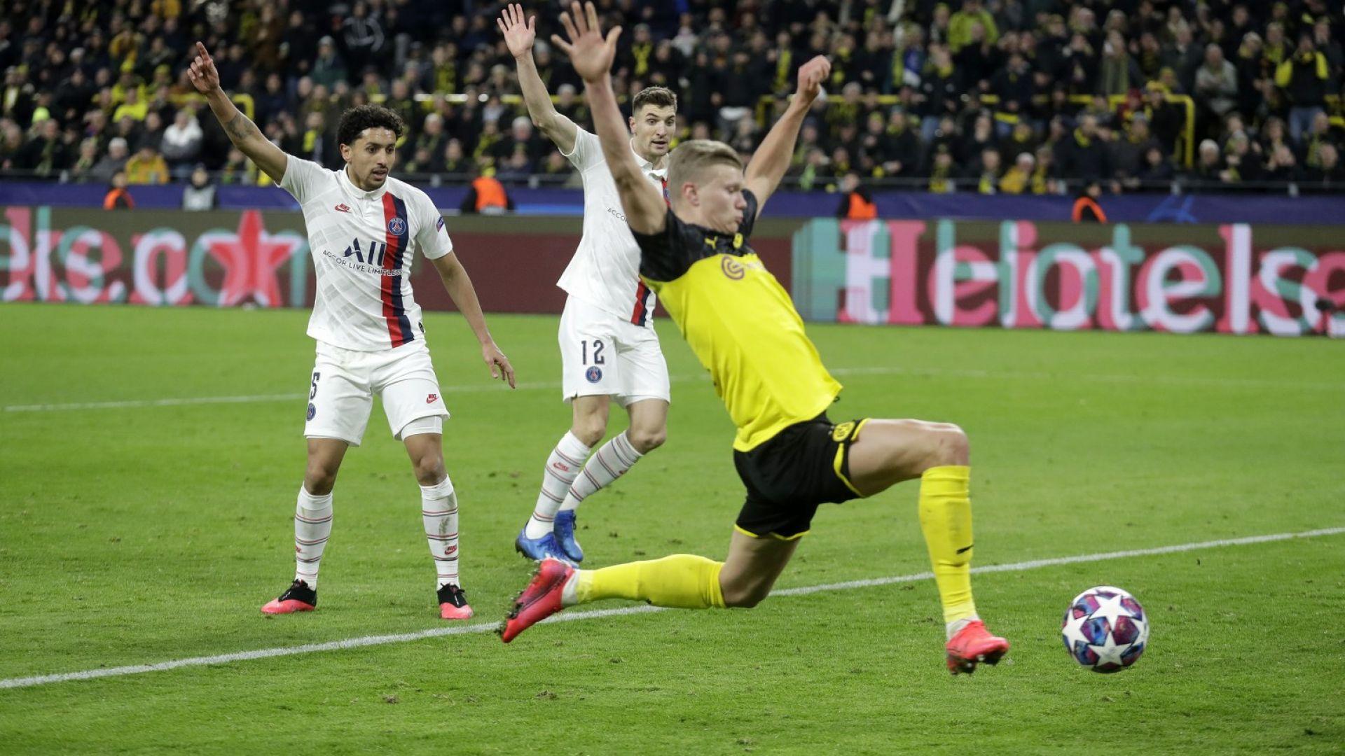 Официално: Осминафинали в Шампионска лига ще се играят без публика