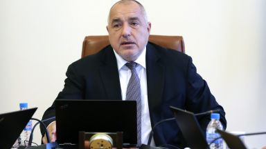 Борисов уволни областната управителка на Видин