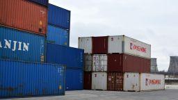 Отвориха контейнер с радиоактивен скрап на пристанище Варна