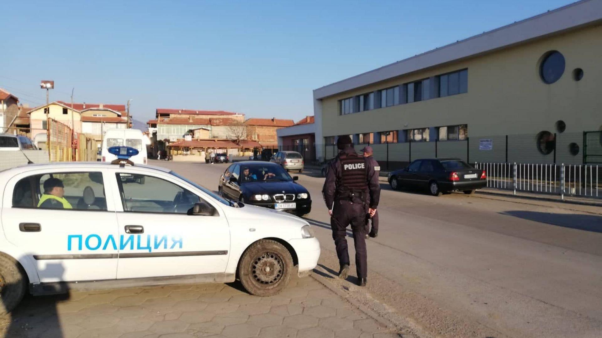 Хванаха рекорден брой шофьори в нарушения в Сливен (снимки)