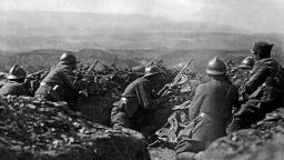 Армейска каска от Първата световна война защитава по-добре от съвременните