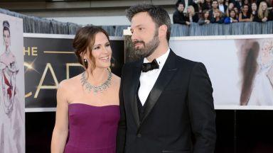 В живота си Бен Афлек съжалява най-много за развода с Дженифър Гарнър