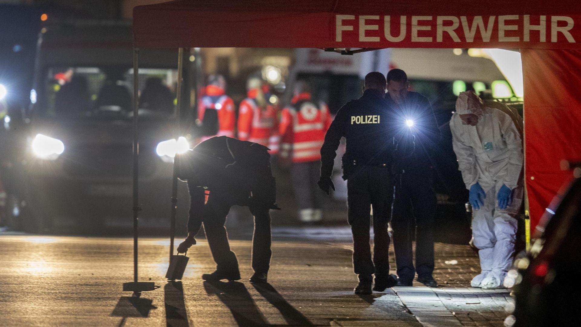 След Ханау: Стреляха и по бар с наргилета в Щутгарт
