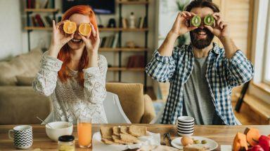 Консумацията на голяма сутрешна закуска изгаря 2 пъти повече калории, отколкото обилната вечеря