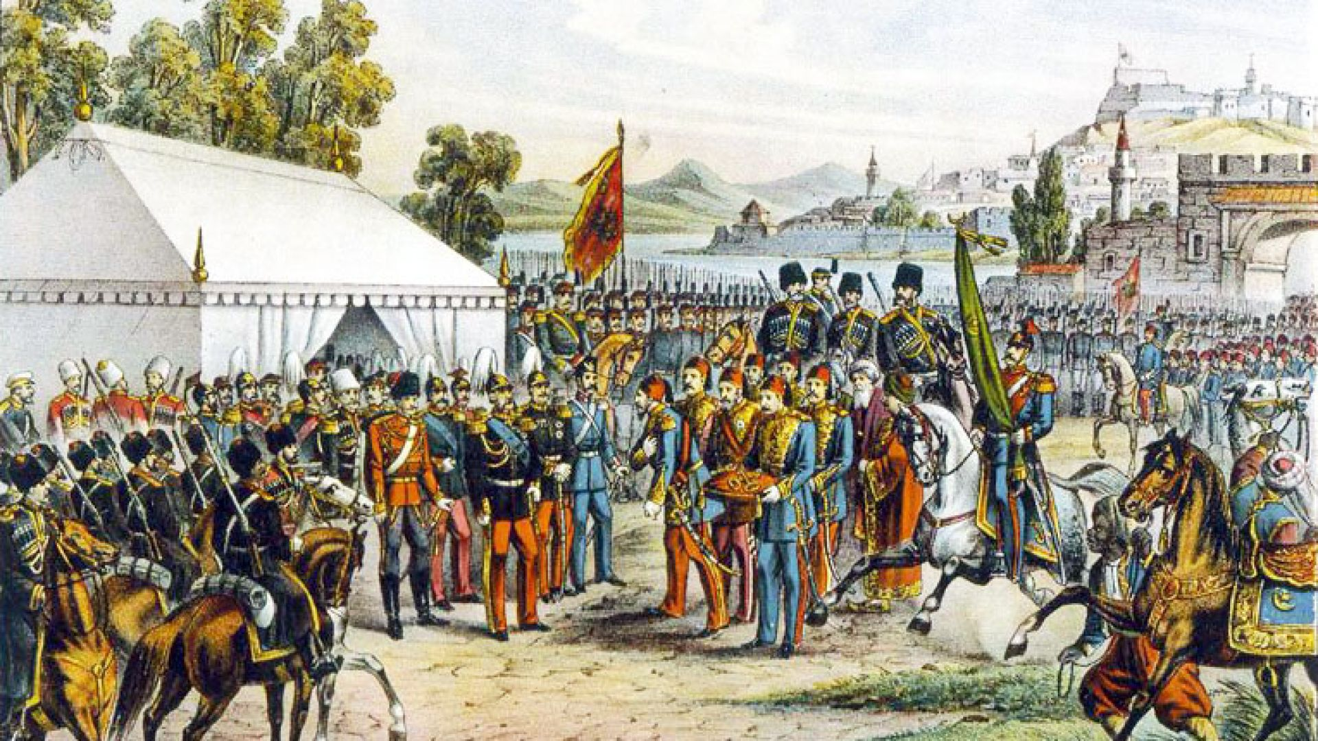 Преди 142 години Русчук става Русе