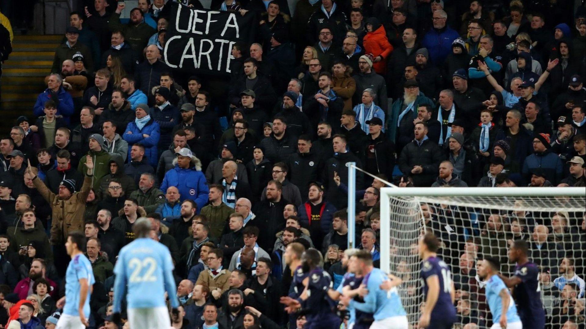 Забавна вечер в Манчестър - обиди към УЕФА, сарказъм срещу Сити и загадъчни думи от Пеп