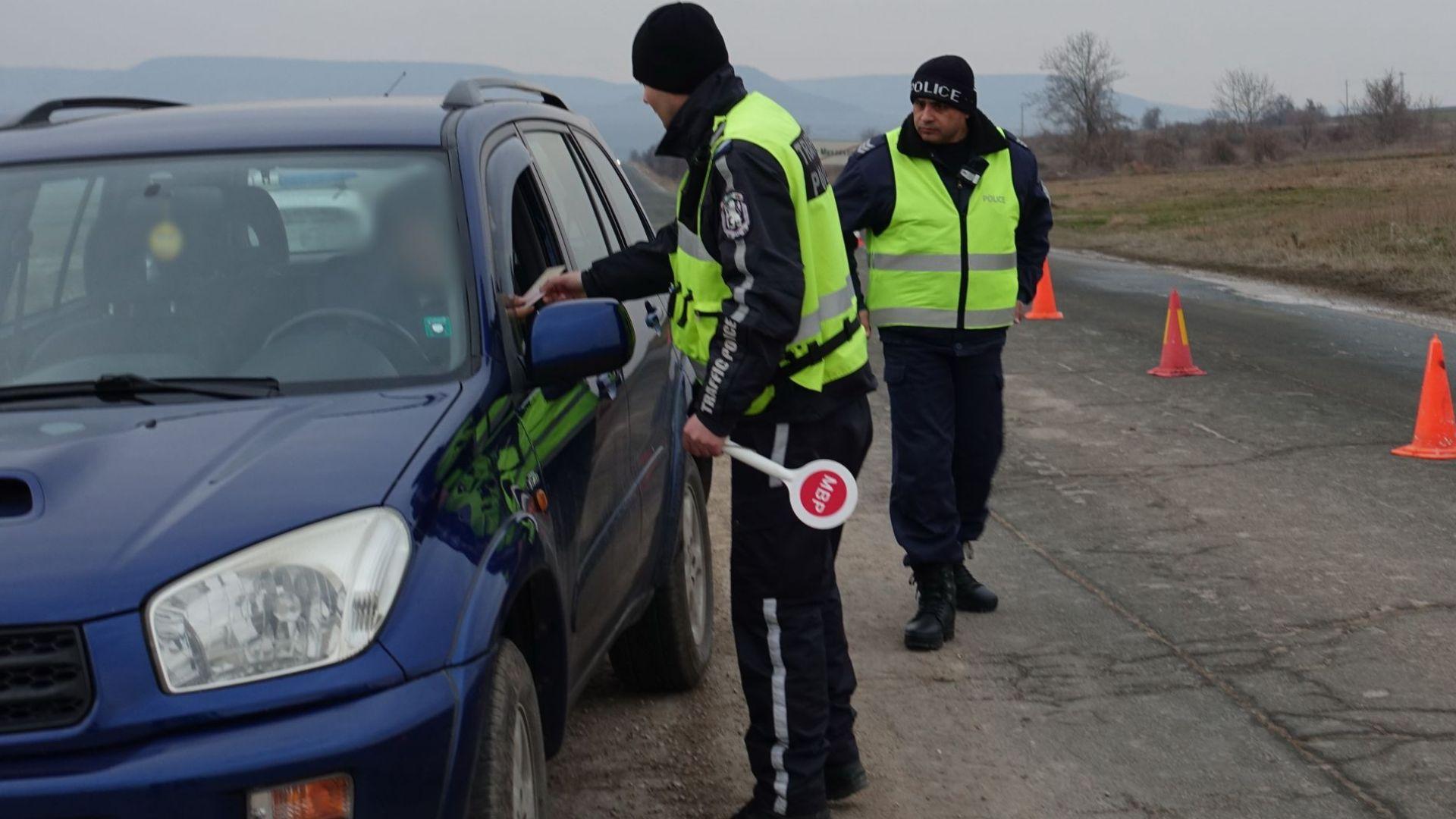 """""""Пътна полиция"""" с нова акция: Камери по пътищата към зимните курорти"""