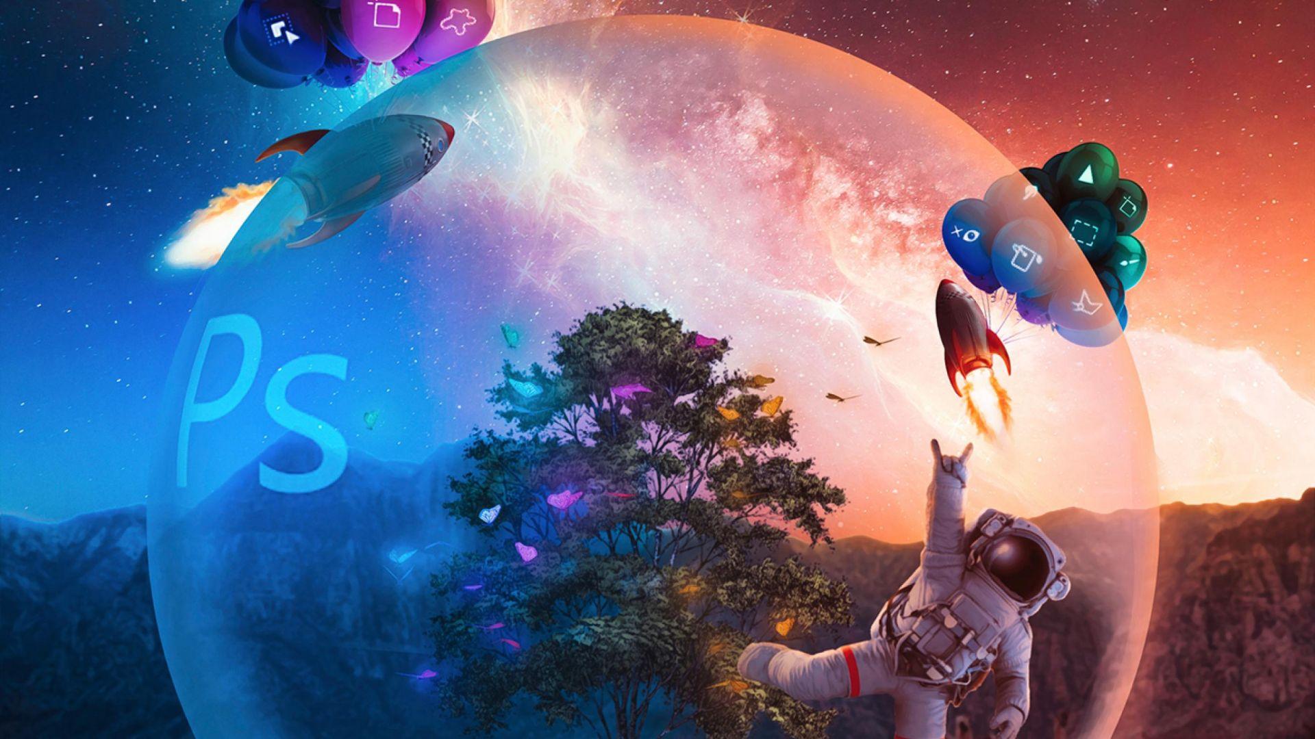 Adobe обнови Photoshop за 30-годишния юбилей