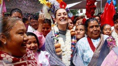 Защо нарекохме Българката новия кмет на Мексико Сити? Историята на Клаудия Пардо