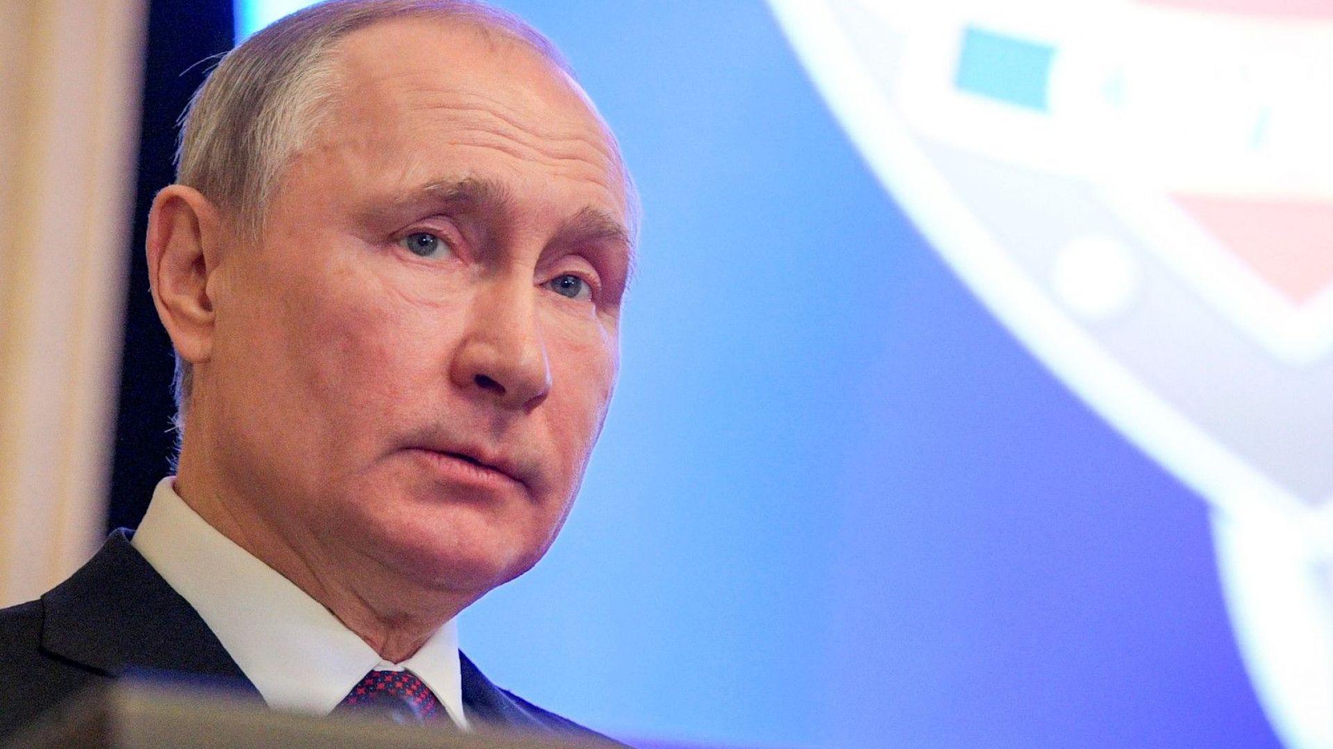 Лондон подкрепя идеята на Путин за среща на върха на петте световни сили