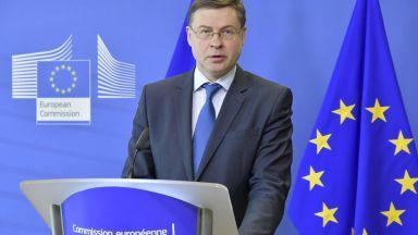Зам.-председателят на ЕК: България ще се присъедини със закъснение към ERM II