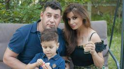Евгени Будинов стана татко на момиченце