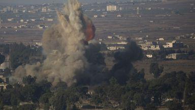 Мощна руска въздушна атака над Идлиб за първи път от март