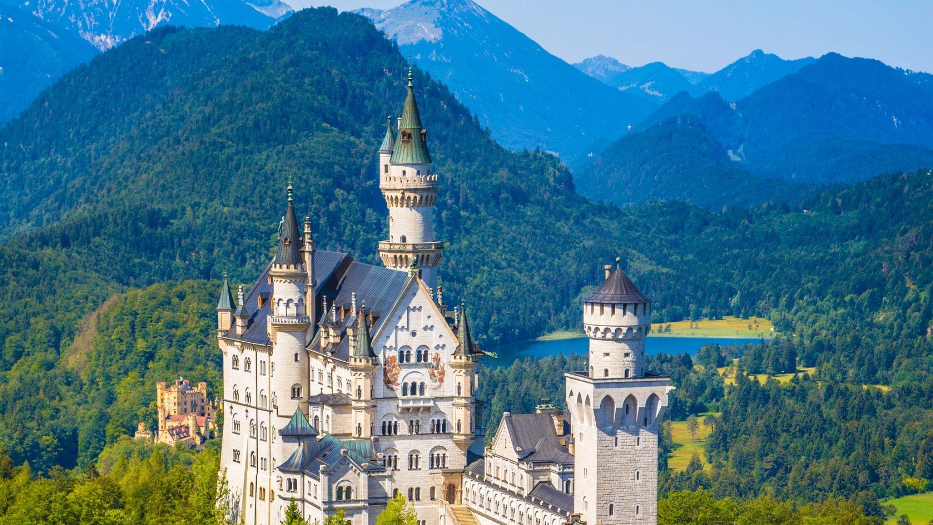 Най-романтичните места в Германия (снимки и видео)