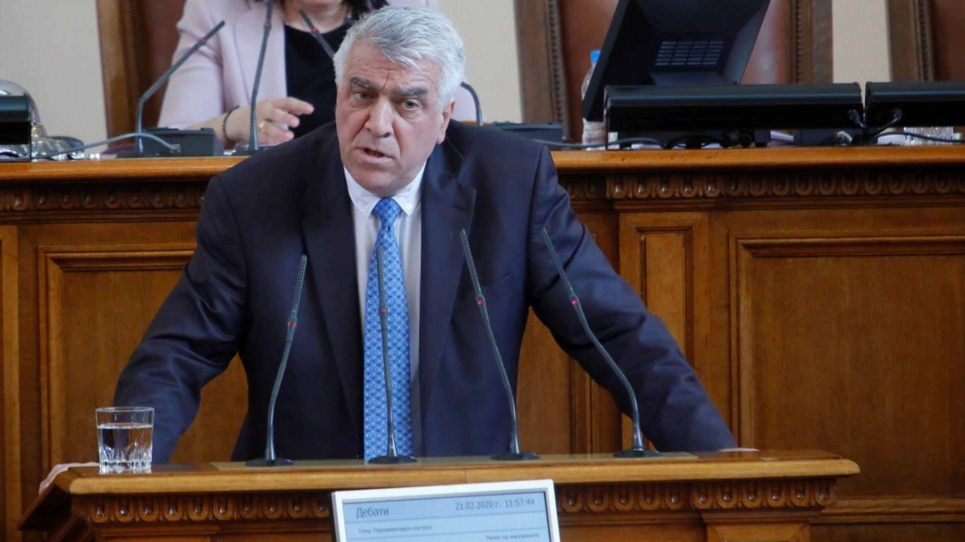 БСП иска оставка на правителството заради манипулиране на данни