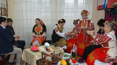 В Молдова направиха майсторски клас за мартеници