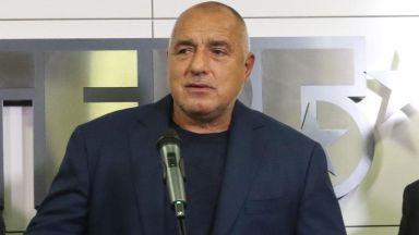 Бойко Борисов: Атаката идва от Изток, шествието трябваше да се превърне в пуч