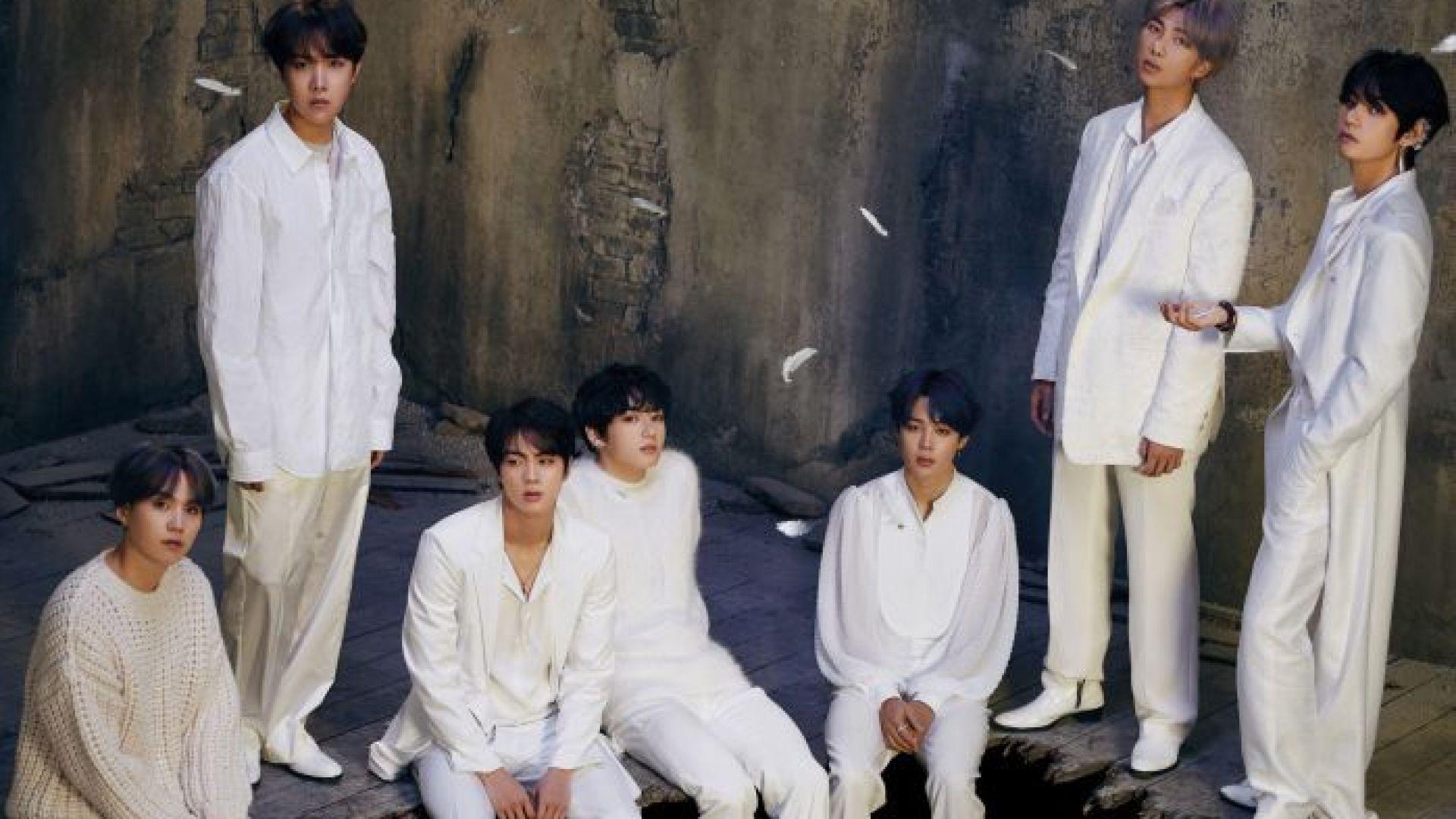 Група BTS постави рекорд в You Tube с новия си видеоклип
