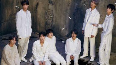 К-поп бандата BTS с нов албум Map Of The Soul: 7