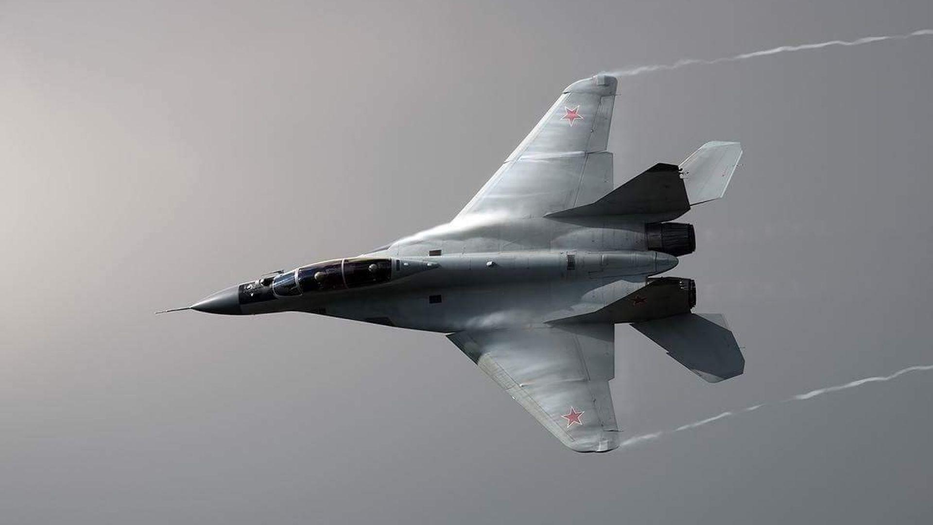 МиГ-35 ще каца безпилотно