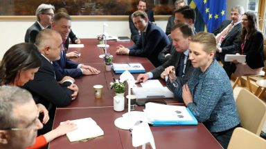 Борисов събра хардлайнерите в ЕС - лидерите на Дания, Швеция, Нидерландия и Австрия