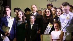 Румен Радев: Ако искаме проспериращо общество, трябва да градим нашите бъдещи лидери