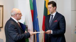 Открихме почетно консулство на България в Литва