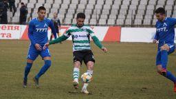 Черно море и Левски сътвориха българска футболна класика
