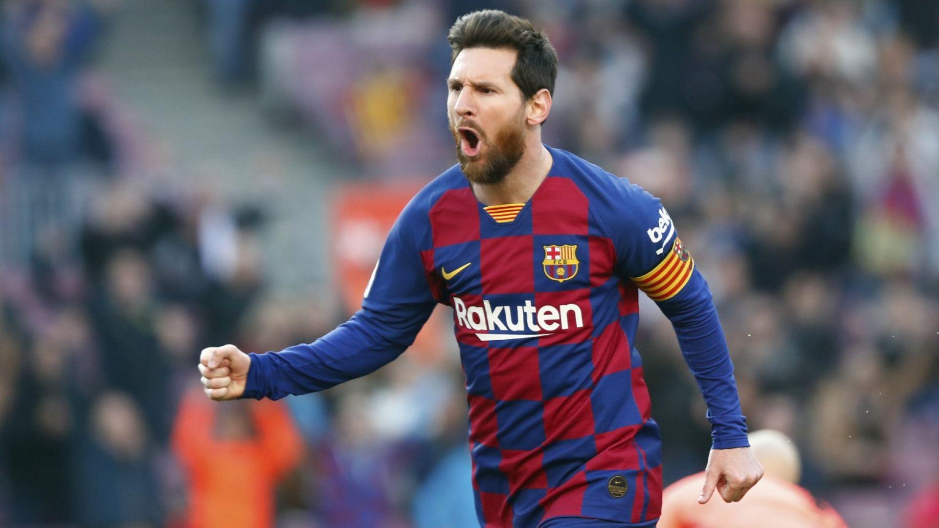Меси е най-скъпоплатеният футболист в света (класация)