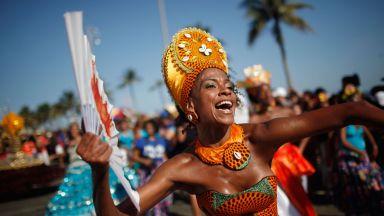 2 милиона туристи за карнавала в Рио де Жанейро