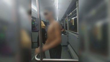 Нападнатото в автобус момче: Извиках за помощ, никой не ми обърна внимание
