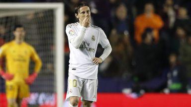 Мадрид съсипа Реал, Каталуния величае Гуардиола
