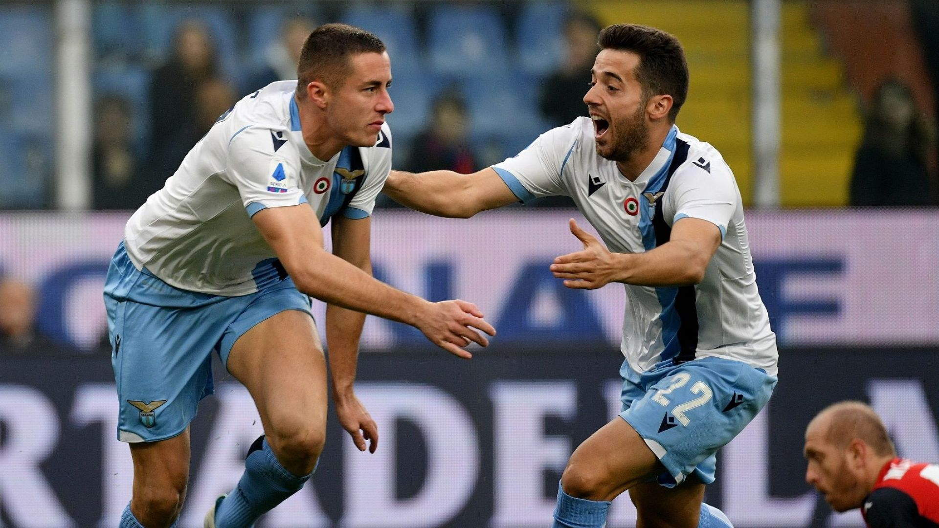 Лацио продължава да мечтае след нова победа