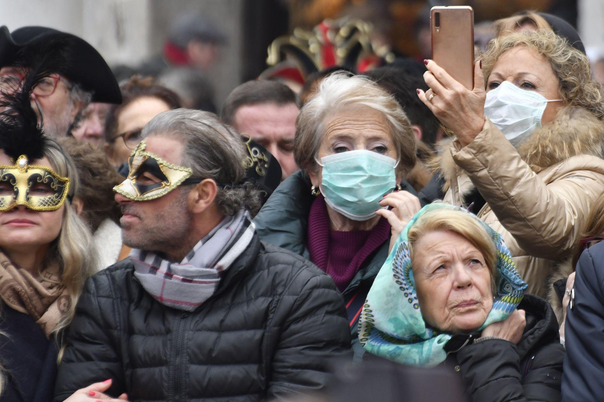Прекратиха карнавала във Венеция заради опасения от новия китайски вирусн