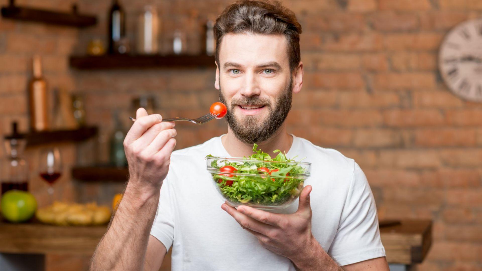 Здравословното хранене увеличава спермата